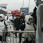 Diversos - London Comic Con: Impressões iniciais.