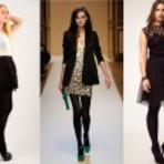 Diversos - Meia calça preta