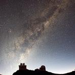 Espaço - Astrofoto: Luzes da manhã