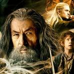 O Hobbit: A Batalha dos Cinco Exércitos, 2014. Comercial legendado.