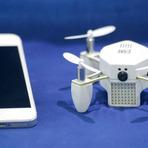 Estilo de Vida - Como Tirar Selfie Aérea e Perfeita Com Drone Controlado Por Seu Smartphone