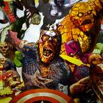 Internet - Hackers usam imagens de super-heróis para espalhar vírus