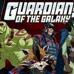 Guardiões da Galáxia vai ganhar animação da Disney
