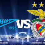 Video fGolo FC Zenit 1 vs 0 Benfica – Liga dos Campeões