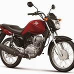 Automóveis - Nova moto Honda CG 150 Start 2015