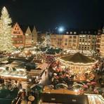 Os 10 melhores destinos para passar o Natal