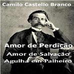 AMOR DE PERDIÇÃO + 2 LIVROS DE CAMILO CASTELO BRANCO!
