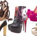 Marcas e modelos de sapatos femininos, linda coleção