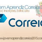 Vagas - JOVEM APRENDIZ CORREIOS 2015 CURITIBA- INSCRIÇÕES, EDITAL, LISTA