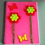 Hobbies - EVA em Capas Para Cadernos e Livros