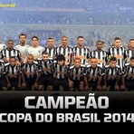 Esportes - Atlético MG é campeão da Copa do Brasil derrotando o cruzeiro dentro do Mineirão lotado