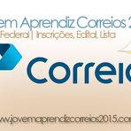 Vagas - JOVEM APRENDIZ CORREIOS 2015- DISTRITO FEDERAL- INSCRIÇÕES, EDITAL, LISTA