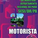 Apostila Digital Concurso SESI PARÁ - Serviço Social da Indústria - Departamento Regional do Pará