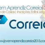 Vagas - JOVEM APRENDIZ CORREIOS 2015- DUQUE DE CAXIAS- INSCRIÇÕES, EDITAL, LISTA