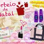 Promoções - SORTEIO DE NATAL - PARTICIPE!