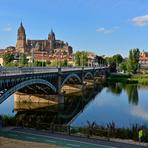 Viagem: Salamanca – Espanha