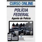 Curso Preparatório Online Concurso Polícia Federal - Agente de Polícia - Estendido o prazo de Inscrição