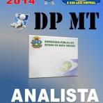 Apostila Concurso DPE MT Analista 2014