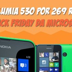 Microsoft Enlouqueceu: Nokia Lumia 530 por 269 R$ e Lumia 630 Por 359 Na BlackFriday