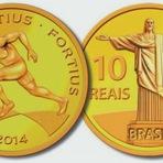Hobbies - Moedas comemorativas das Olimpíadas Rio 2016