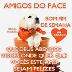 Auto-ajuda - Bom Fim De Semana A Todos Amigos Do Face!