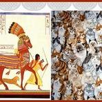 Curiosidades - Quem diria Gatos são o Calcanhar de Aquiles de Faraó