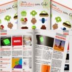 Design - 2ª Edição da Revista Marketing com Café