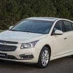 Chevrolet Cruze 2015 é Lançado no Brasil – Versões e Fotos