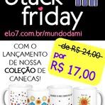 Promoções - Black Friday de canecas ao nosso estilo