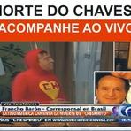 MORTE DO CHAVES ACOMPANHE A COBERTURA AO VIVO