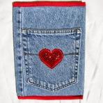 Hobbies - Reciclando O Jeans - Capas para Cadernos e Livros