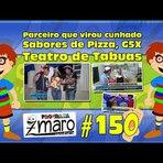 Vídeos - Parceiro que virou cunhado, G5X, Sabores de Pizza, Teatro de Tabuas e mais - Programa Zmaro 150