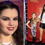 Selena Gomez Aparece Irreconhecível em Estátua de Cera