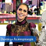 Daniela Alburque - A visita do ET