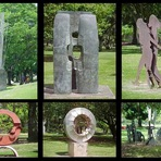 Arte & Cultura - Esculturas em Parques!