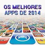 Os melhores aplicativos de Android e IOS de 2014