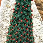 Arvores de Natal Feitas em Crochê