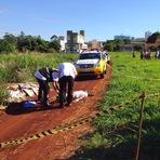 ENVIAR AGORA Jovem é encontrada morta a facadas na zona sul de Maringá