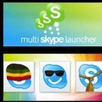 Como iniciar múltiplas contas Skype ao mesmo tempo
