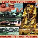Internacional - Será que foi o Faraó?