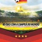 Copa do Mundo - Diário da Copa: Alemanhã campeã 2014