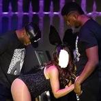 Anitta volta ao Brasil desta vez sendo Miley Cyrus