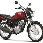 Honda Lança Nova Versão de Entrada da Moto CG 150