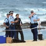 Internacional - Garotos acham corpo de bebê na areia ao brincar em praia na Austrália