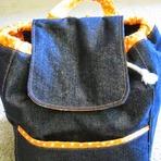 Aprenda a Fazer Novos Modelos de Bolsas  Jeans