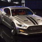 Confira o novo Mustang de 735 cv
