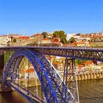Ponte de D. Luís - Vila Nova de Gaia - Porto - Portugal