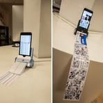 Impressora portátil cria fotos de seu iPhone e iPad