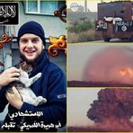 O primeiro terrorista suicida americano