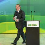 Agora ministro, Armando apresenta eixos do desenvolvimento
